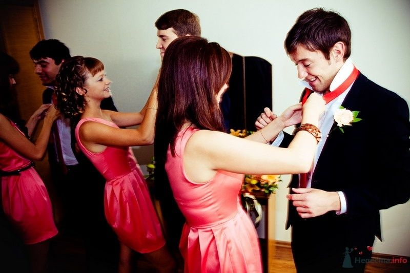 Фото 61732 в коллекции Моя оранжевая свадьба