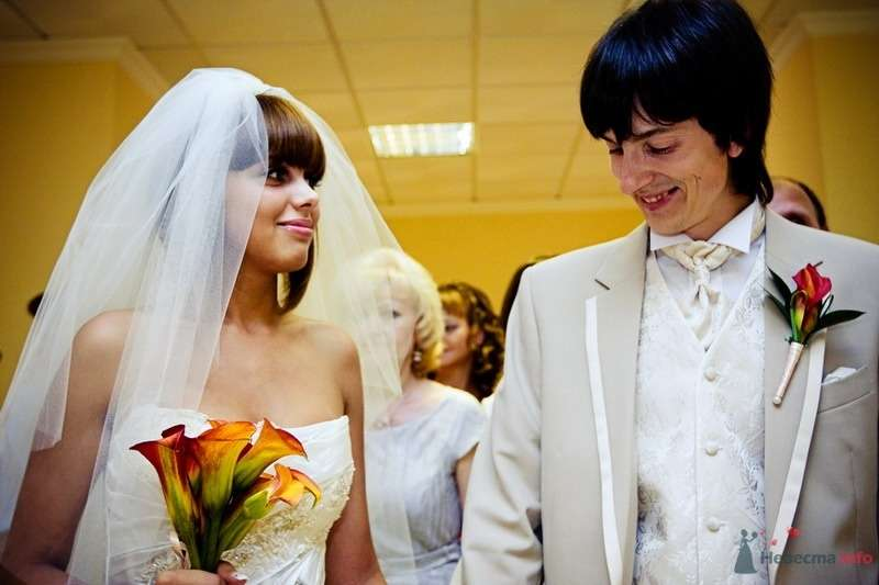 Фото 61784 в коллекции Моя оранжевая свадьба - yanechka