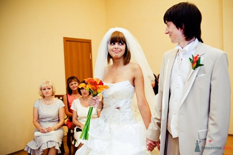 Фото 61787 в коллекции Моя оранжевая свадьба - yanechka