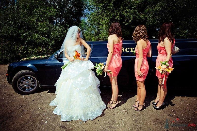 Фото 61883 в коллекции Моя оранжевая свадьба