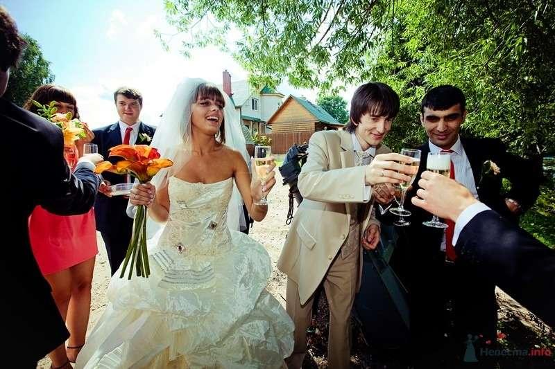 Фото 61888 в коллекции Моя оранжевая свадьба - yanechka