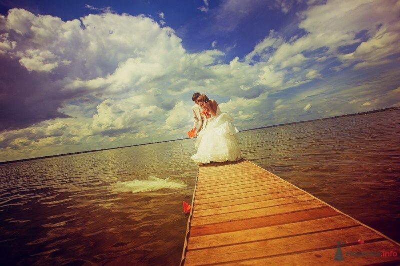 Фото 61907 в коллекции Моя оранжевая свадьба