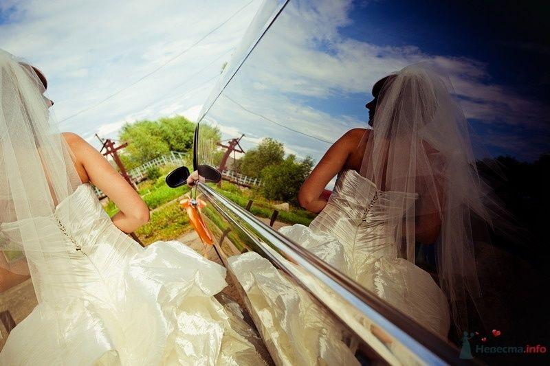 Фото 61924 в коллекции Моя оранжевая свадьба