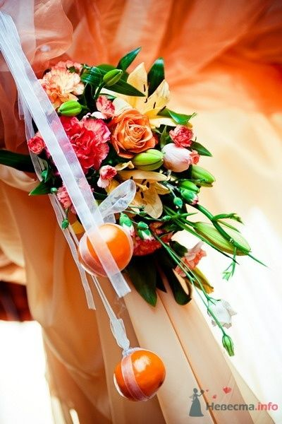 Фото 62469 в коллекции Моя оранжевая свадьба - yanechka