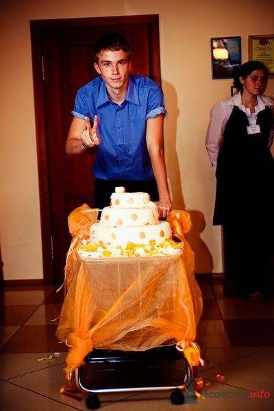 Фото 62788 в коллекции Моя оранжевая свадьба - yanechka