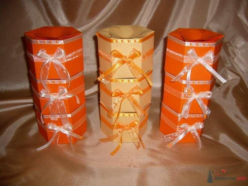 Фото 63166 в коллекции Моя оранжевая свадьба - yanechka