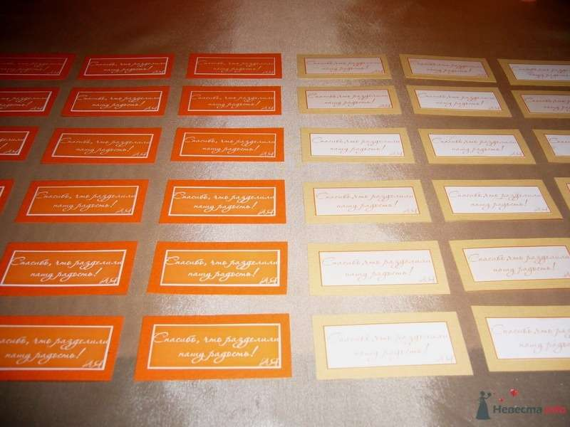 Фото 63171 в коллекции Моя оранжевая свадьба - yanechka