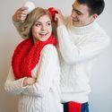 Зимнее Love Story, Love Story в Москве, фотосъемка Love Story, тематическое Love Story