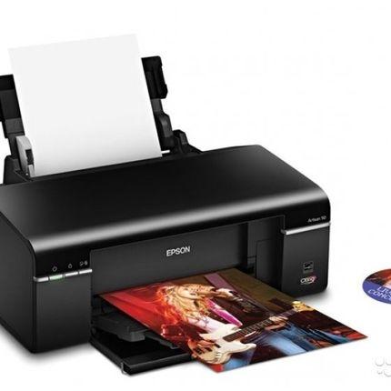 Печать фото и dvd