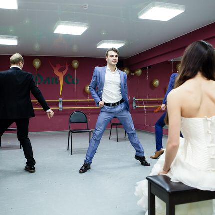 Постановка приват танца, 1 час