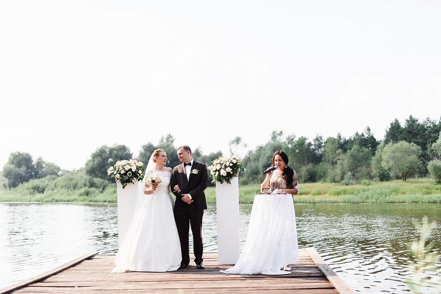 Фото 16836348 в коллекции Свадьбы - портфолио - Свадебный организатор Алёна Жлобо