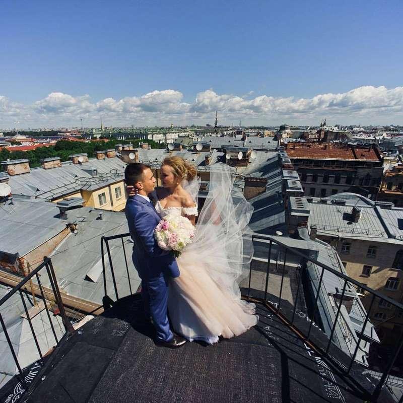 Фото 16836442 в коллекции Свадьбы - портфолио - Свадебный организатор Алёна Жлобо