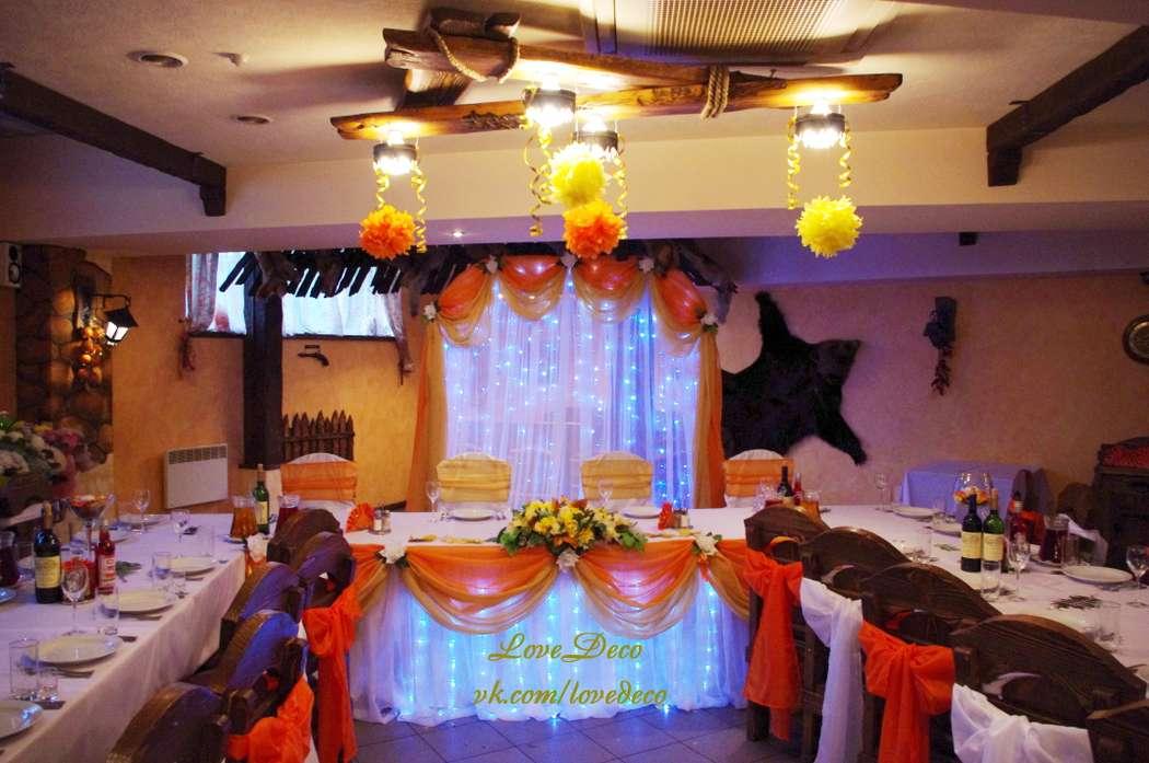 Фото 550952 в коллекции Оформление свадеб - Love Deco - Творческая мастерская праздника