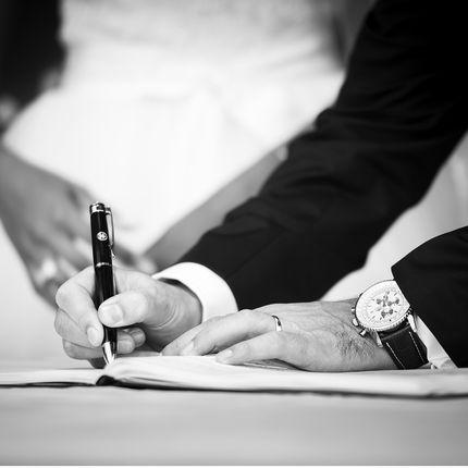 Официальная регистрация бракосочетания в Италии