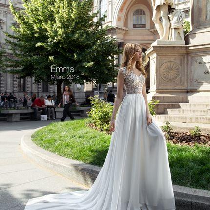 Свадебное платье Эмма от Aurora Couture