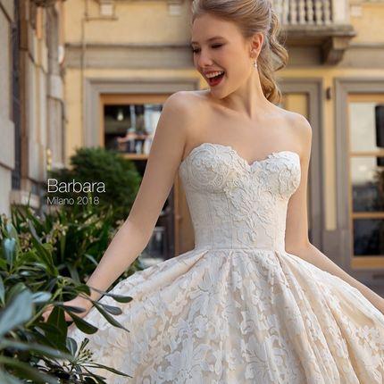 Свадебное платье Барбара от Aurora Couture
