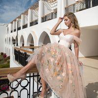 Короткое платье VV042
