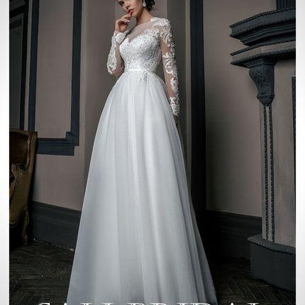 Свадебное платье Sali 811