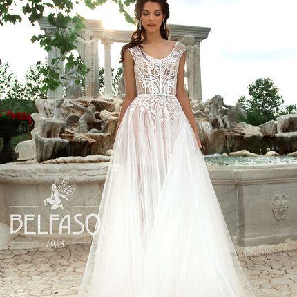Свадебное платье Аква