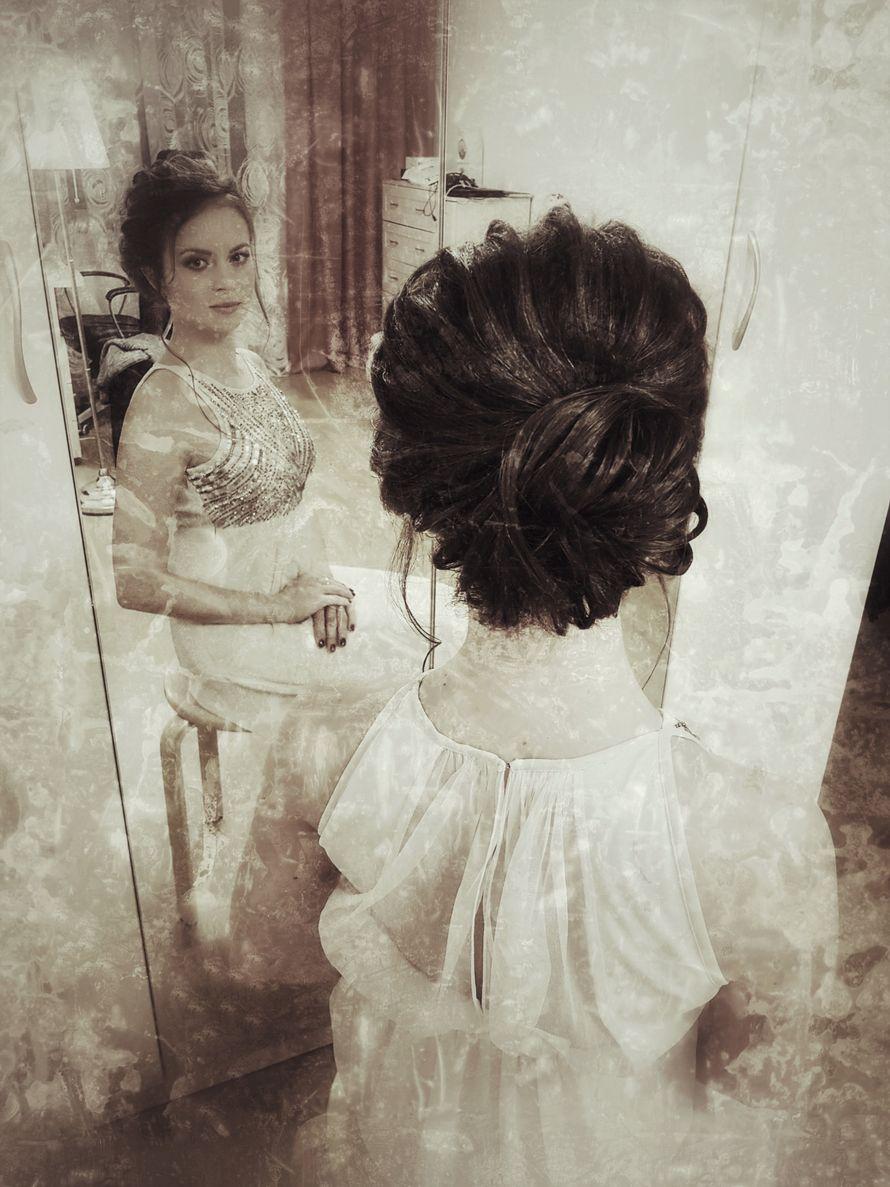 Фото 17160702 в коллекции Свадебный образ - Стилист-визажист Виктория Полушкина