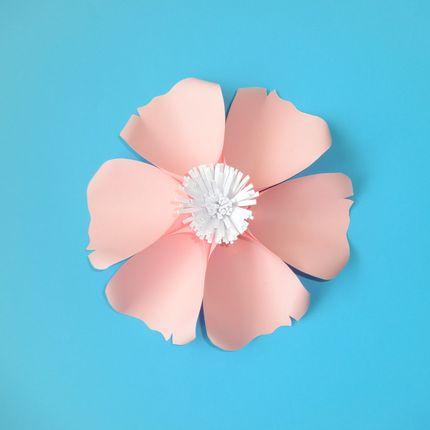 """Цветок для декора """"Зефир"""""""