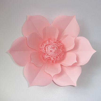 Цветок для декора Безе