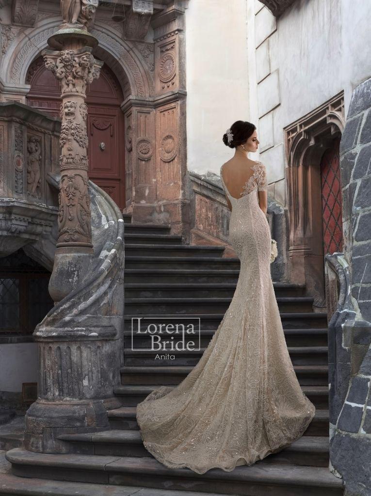 """Фото 16959372 в коллекции Лорена - Салон свадебного - вечернего платья """"Milan"""""""
