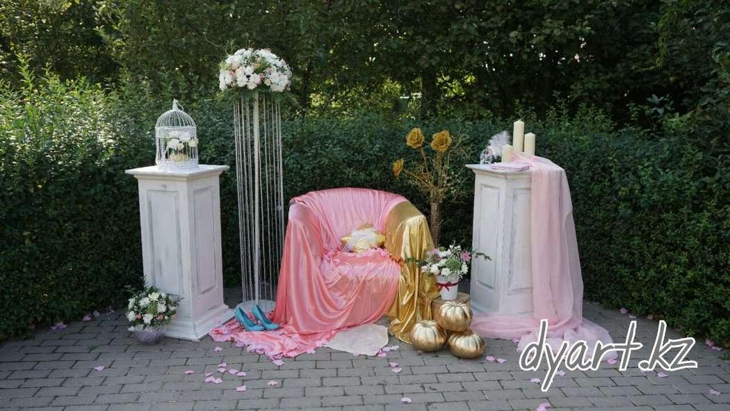 Фото 14228478 в коллекции Фотозона, баннер - DY.Art - свадебное оформление