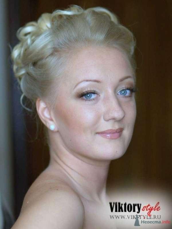 Фото 46755 в коллекции Свадебная прическа - Невеста01
