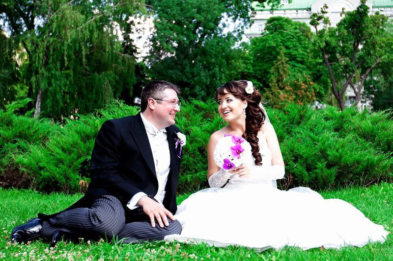 Фото 990151 в коллекции Свадебный - Студия Bashkir-foto