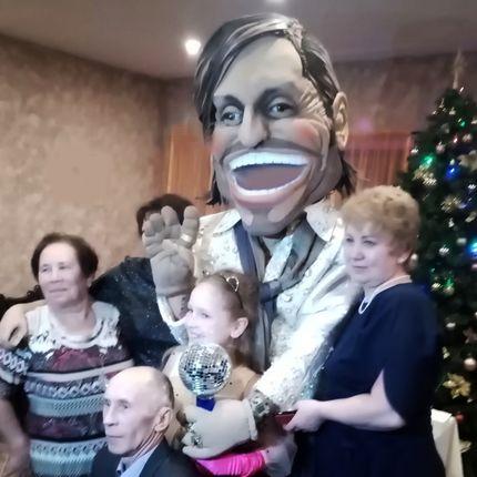 Ростовая кукла Артур Пирожков - шоу