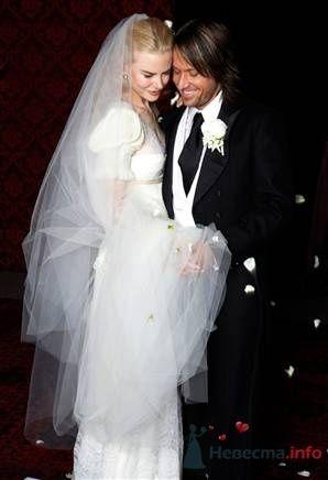 Фото 55766 в коллекции свадебные платья знаменитостей - ВаленТинка:)