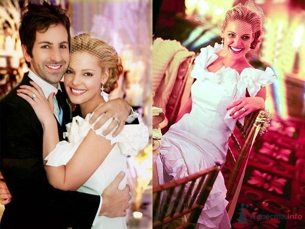 Фото 55777 в коллекции свадебные платья знаменитостей - ВаленТинка:)