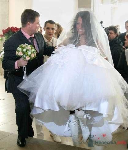 Фото 55929 в коллекции свадебные платья знаменитостей - ВаленТинка:)