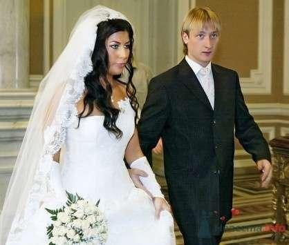 Плющенко с первой женой - фото 55936 ВаленТинка:)
