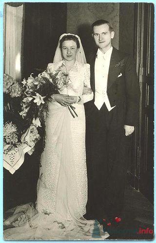 Фото 72971 в коллекции Ретро фото (свадьба)