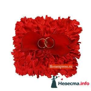 Фото 87279 в коллекции подушечка для колец из живых цветов - ВаленТинка:)