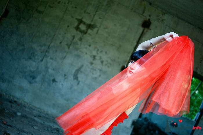 Фото 103797 в коллекции  свадебный карнавал - Невеста01