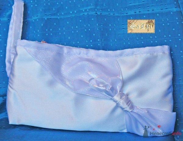 Клатч невесты. Продается 600 рублей - фото 47403 Salki