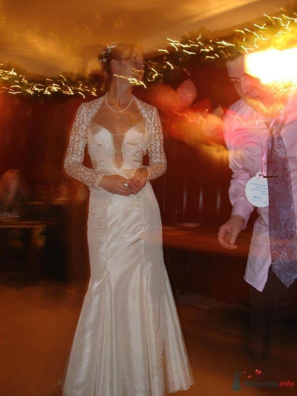 платье - фото 49040 Зимняя невестушка