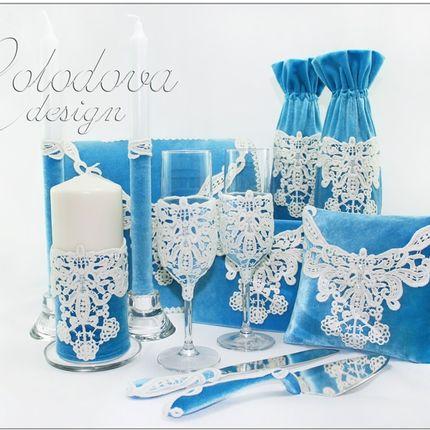 Свадебный комлпект Марьяж