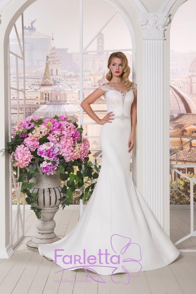 Элегантное свадебное платье трансформер
