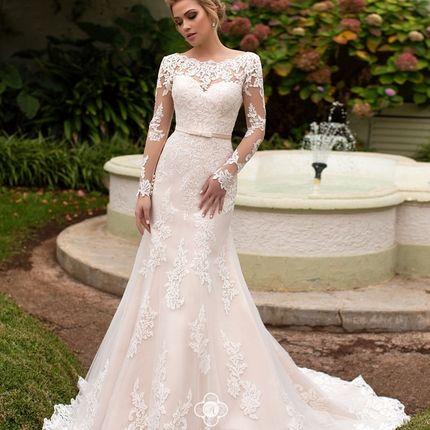 Свадебное платье Lally 16474