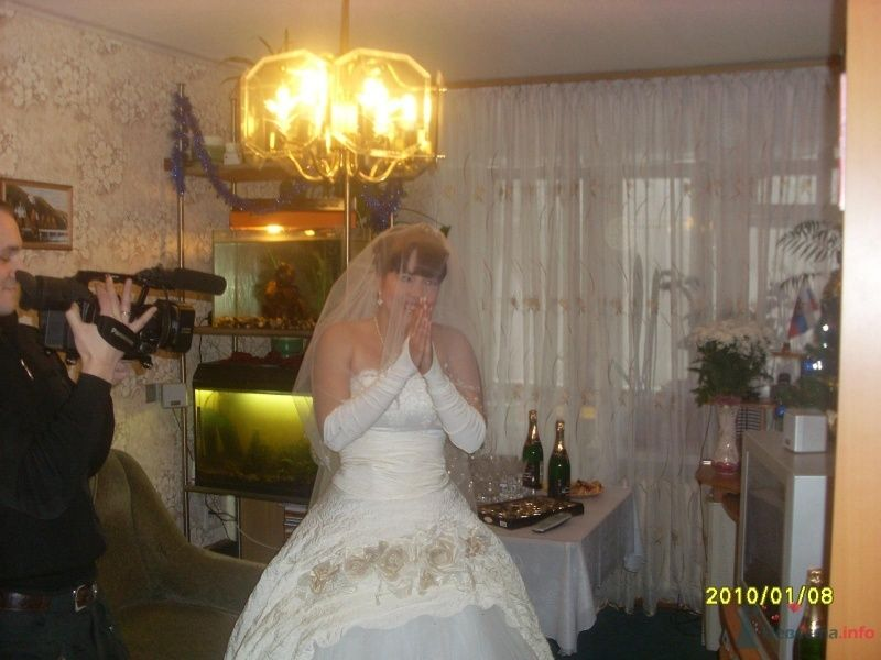 Фото 60846 в коллекции Свадьба 8 января 2010 год)))  - Koshka_Lu