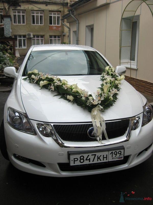 """Оформление автомобиля - фото 50893 Салон цветов """"SpringPoint"""""""