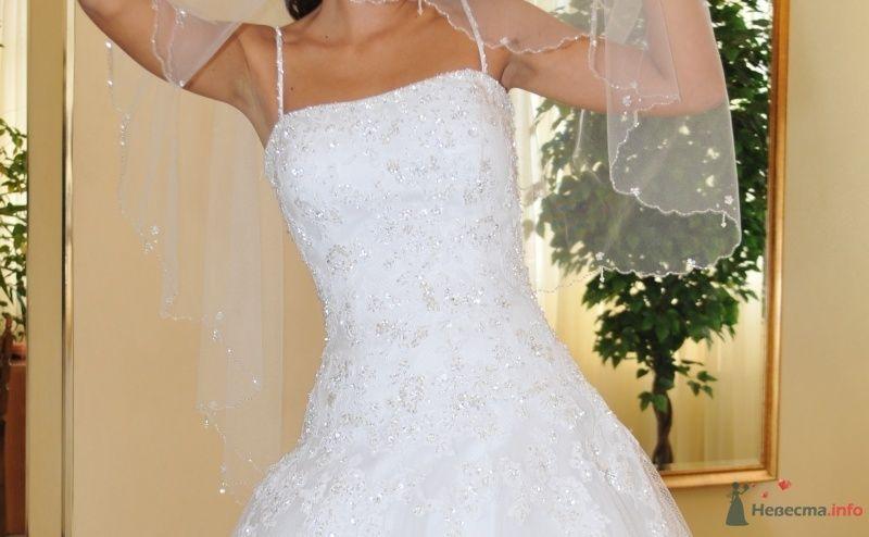 Фото 48605 в коллекции Продаю свадебное платье от BENJAMIN ROBERTS  907(белое) - Alsy