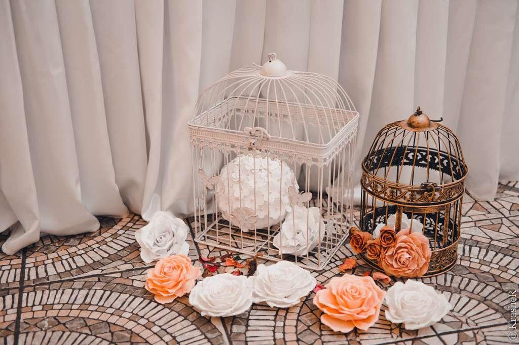 Фото 2111060 в коллекции Оформление свадеб - Студия особенного декора Артишок