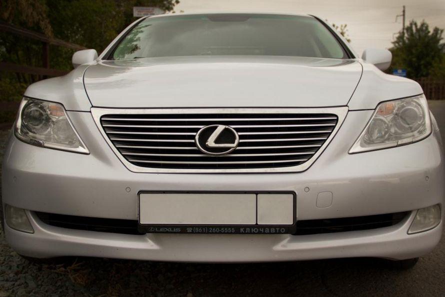 Фото 535587 в коллекции Lexus LS - Аvtoaudit - прокат авто Lexus LS