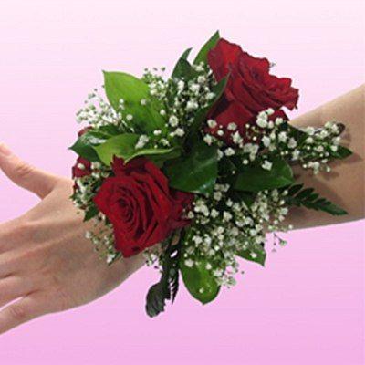 Фото 2587405 в коллекции браслеты из цветов - Цветочный магазинчик - услуги оформления