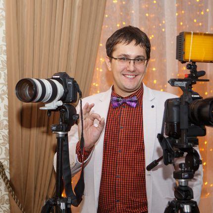 Видеосъёмка на свадьбу